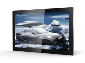 digital poster sign Wall Mounting USB Advertising Screens For Shop and Exhibitions